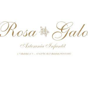 Rosa Galo Artesanía Infantil